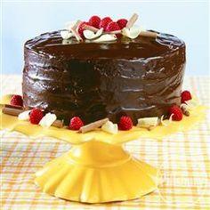 Chocolate Cake from Pillsbury� Baking
