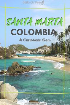 What to Do in Santa Marta, Colombia: Travel Guide & Tips - Santa Marta, Colombia may not be as popular, colorful, or tourist-friendly as the more popular Cart - Travel Route, Travel And Tourism, Places To Travel, Travel Destinations, Time Travel, Visit Colombia, Colombia Travel, Romantic Vacations, Romantic Travel