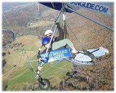 Hang gliding #YSBH