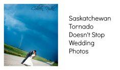 Wild weather wedding photography!