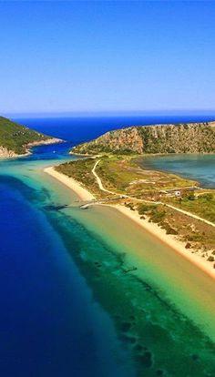 Chryssi Akti, Messinia (Peloponnese), Greece ~ 4 Season World