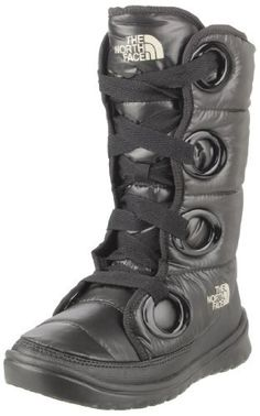 The North Face Destiny Down Boot - Women's Shiny Black/Moonlight Ivory, 7.0 The North Face. $129.90