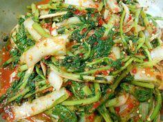 열무김치 쉽게 담는 요령 – 레시피   Daum 요리