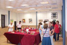 2010 - Exposicion de Pintura y Manualidades - Jornadas Culturales