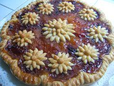 Le mie crostate artistiche. Roma. My artistic pies. www.tortegolose.com