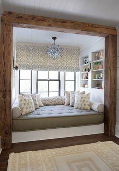 Cabin Inspired Interiors