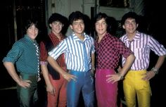Boy band, Menudo... i hated these guys!!  ~D~