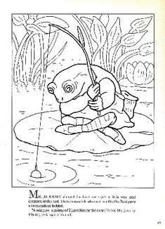 beatrix potter coloring pages