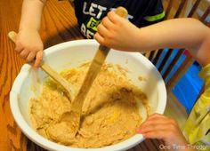 Tips bij koken met kinderen