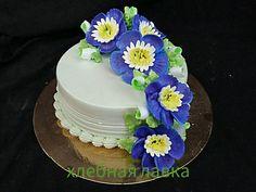 Fantasy Cake, Celebration Cakes, Cake Decorating, Sweet Treats, Food And Drink, Birthday Cake, Pudding, Cooking, Desserts