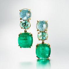 Beryl Bliss Earrings
