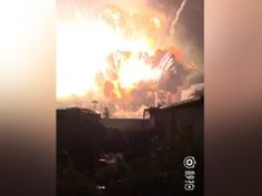 For the third time this month, the Chinese have witnessed a massive chemical explosion in one of their cities.