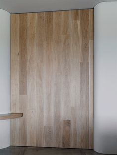 Image 18 of 30 from gallery of Sticks & Stones Home / Luigi Rosselli. Courtesy of Luigi Rosselli House Design, Interior, Wood Doors, Home Pictures, Doors Interior, Stone Houses, Wood Doors Interior, House In The Woods, Modern Entrance