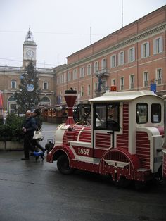 Piazza del Popolo, Ravenna (RA) a Natale