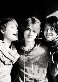 JYJ ♡ Jaejoong, Yoochun and Junsu