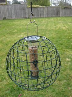 How to keep crows and jackdaws off your bird feeders (but still let them share nicely!). - All creatures.... - Wildlife - The RSPB Community