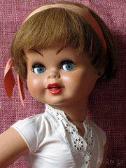 Guendalina (Tartadefresa) Tags: doll flirty 1950 famosa mueca poliestireno gendalina