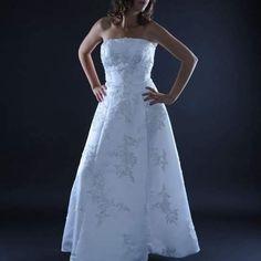 Svatební šaty k zapůjčení i prodeji Velikost : 38