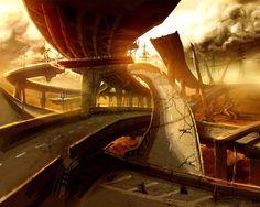 post-apocalyptic-sci-fi-fantasy-world
