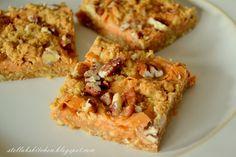 ~Stella B's Kitchen: Butterscotch Pecan Revel Bars