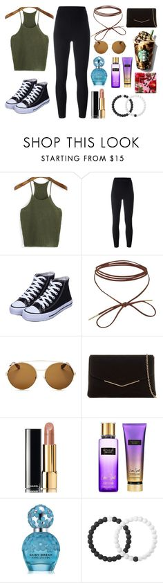 """""""#Collage"""" by fandomexpert ❤ liked on Polyvore featuring WithChic, Yeezy by Kanye West, Givenchy, KoKo Couture, Chanel, Victoria's Secret, Marc Jacobs, Lokai and Jo Malone"""