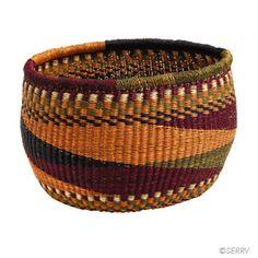 Baskets - Five-Color Basket | SERRV