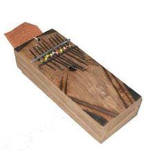 Small Kalimba Thumb Piano Handmade