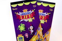 Dragons Life Darice Sticker Book - SB21