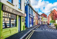 Main Street, Kinsale, Ireland