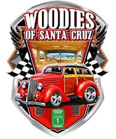 California Logo, Beach Cruisers, Metal Signs, Magnets, Graphics, Stickers, Colors, Products, Santa Cruz
