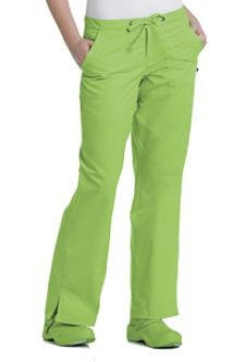 8350 Tailored Fit Flare Pant: Contoured waistline with gromment drawstring to fit a natural waist. Flare split let. Two off-seam pockets, two back pockets, and one cargo pocket on mid-thigh. Scrubs Pattern, Scrubs Uniform, Phlebotomy, Dental Assistant, Caregiver, Flare Pants, Khaki Pants, Spa, Trousers