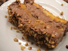 Das perfekte Dessert: Schoko-Tiramisu-Rezept mit Bild und einfacher Schritt-für-Schritt-Anleitung: Aus 400 ml Milch einen dicken Schokopudding kochen und…