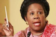 Libtard Sheila Jackson Lee an Idiot and a Liar