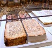 """Inspiring artifact: """"Third Oldest Bible"""" Now on display in Washington, D.C."""