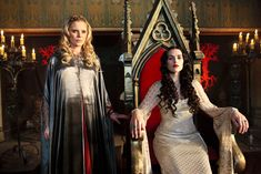 Morgause i Morgana