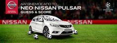 Πόσες μπάλες χωράνε στο νέο Nissan Pulsar; Nissan, Uefa Champions, Football, Innovation, Soccer, Futbol, American Football, Soccer Ball