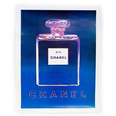 Vintage Favs: Limited Edition Chanel Poster II, at 51% off!