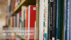 Advanced Placement vs Dual Enrollment, What's Right for Your Child? High School Years, In High School, School Fun, School Stuff, Education Issues, Higher Education, Act Prep, Teaching Techniques, College Planning
