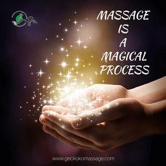 Massage therapists are magicians. #massage #therapists #bodymassage #geckomassage #canada #winnipeg #massageproducts #massagesupplies