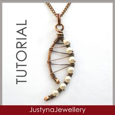 Curved Earrings And Pendant | JewelryLessons.com