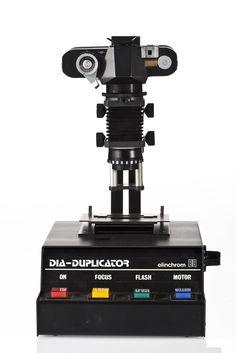1975 - elinchrom - Dia Duplicator Museum, Photography, Fotografie, Photograph, Photo Shoot, Fotografia, Museums