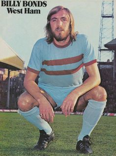 Billy Bonds West Ham Football Images 874f8716f