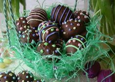 Vanilla Nut Easter Eggs candy is a soft walnut nougat center covered with creamy milk chocolate. Who would not want a beautiful delicious Easter Eggs Candy?