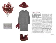 """Marsala"" by justnika on Polyvore featuring мода, Acne Studios, Dr. Martens, John Lewis и Vince Camuto"