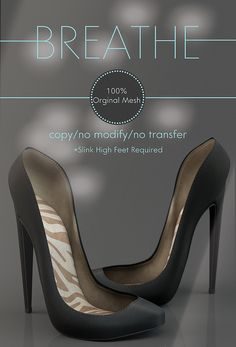 [BREATHE]-Network Heels-Out Now | Flickr - Photo Sharing!