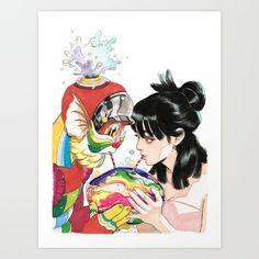 GungLok Art Print