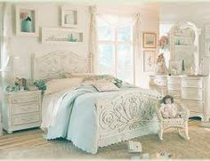Youth room on pinterest shabby chic bedrooms girls - Habitaciones shabby chic ...