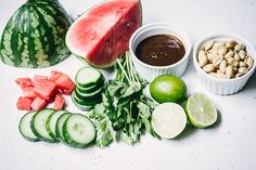 You will need: | How To Make A Delicious and Easy Watermelon Salad