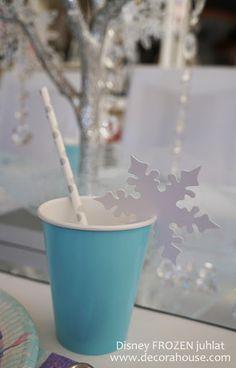 Häät ja Juhlat by Decora House: Frozen juhlat - astu mukaan huurteiseen…