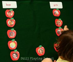 Still Playing School: Our Family Tree: Sorting Family Members